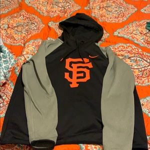 women's nike san francisco giants hoodie